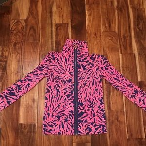 Lilly Pulitzer Zip Up